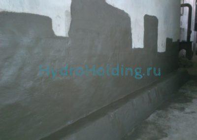 Гидроизоляция бетонной стены Красноярск