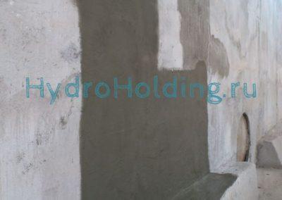 Гидроизоляция монолитной стены Красноярск