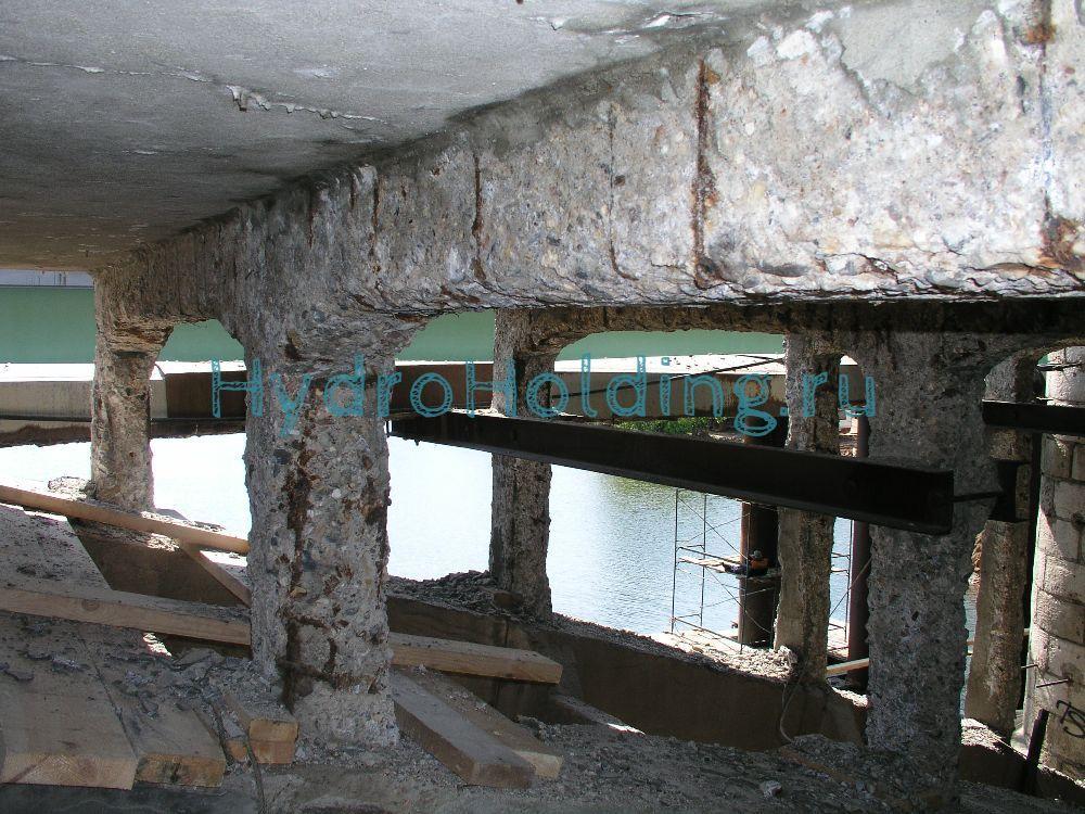 Восстановление бетона Красноярск