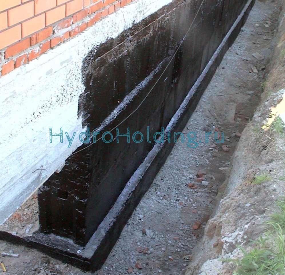 Защита обмазочными материалами Красноярск